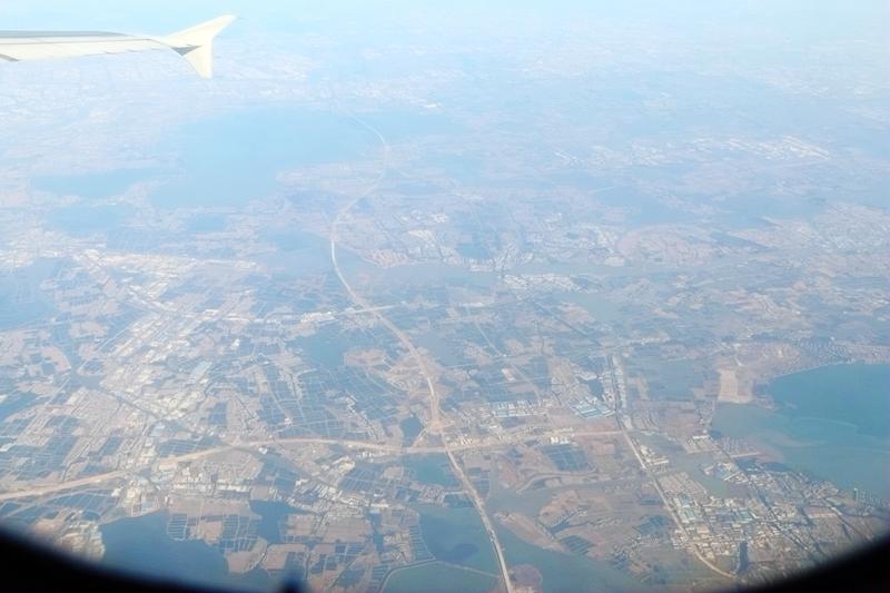 南宁到苏州哪个飞机场